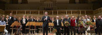 Neujahrskonzert im Konzerthaus am Gendarmenmarkt